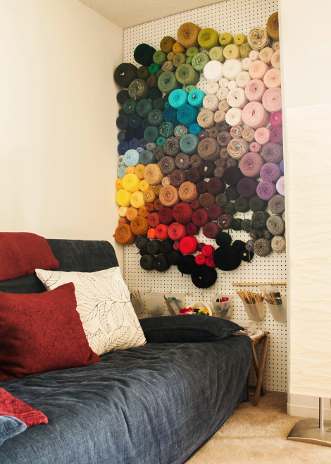Knits for Life - The World's Best Yarn Storage Idea