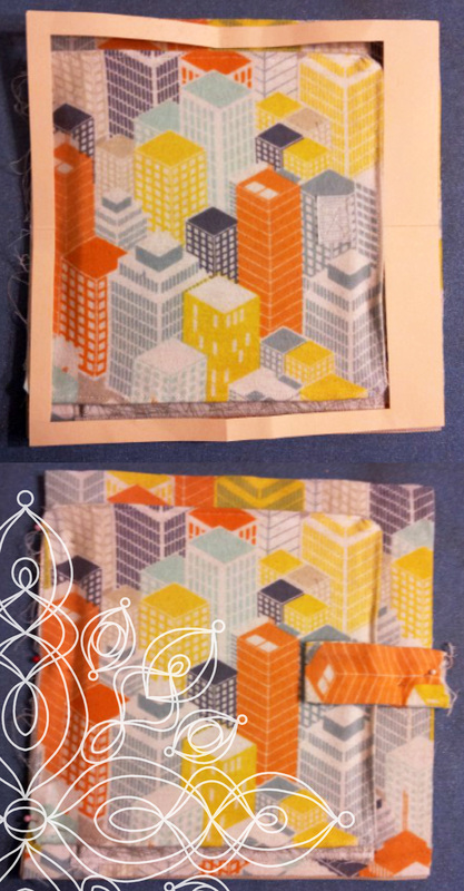 Kit's Crafts - Quiet Book, Magnetic Shapes
