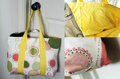 Kit's Crafts - Beach Bag