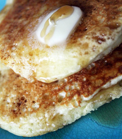 Kit's Crafts - Light, Fluffy, Perfect Pancakes