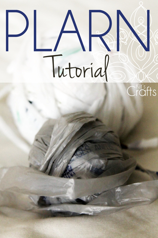Kit's Crafts - Plarn Tutorial