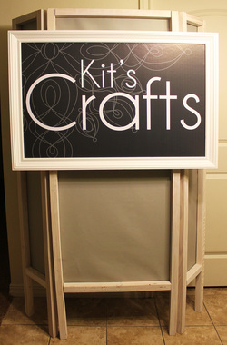 Kit's Crafts - Screen Backdrop Tutorial
